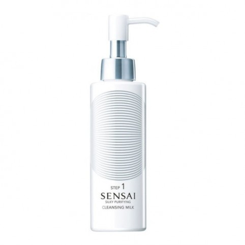 Kanebo Sensai Silky Purifying Cleansing Milk - SENSAI. Perfumes Paris