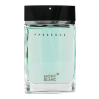 Montblanc Presence Men EDT - MONTLBANC. Compre o melhor preço e ler opiniões.
