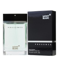 Montblanc Presence Men EDT - MONTBLANC. Compre o melhor preço e ler opiniões