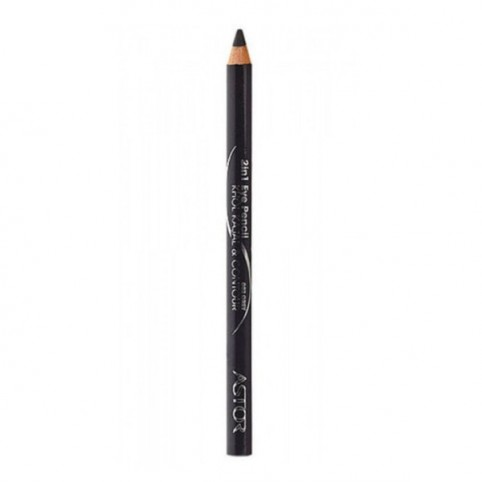 Astor liner khol & counter pencil 2x1 negro - ASTOR. Perfumes Paris