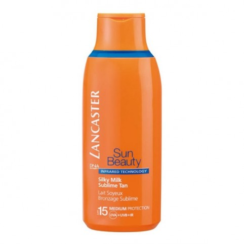 Lancaster Sun Beauty Body Silky Milk SPF15 - LANCASTER. Perfumes Paris