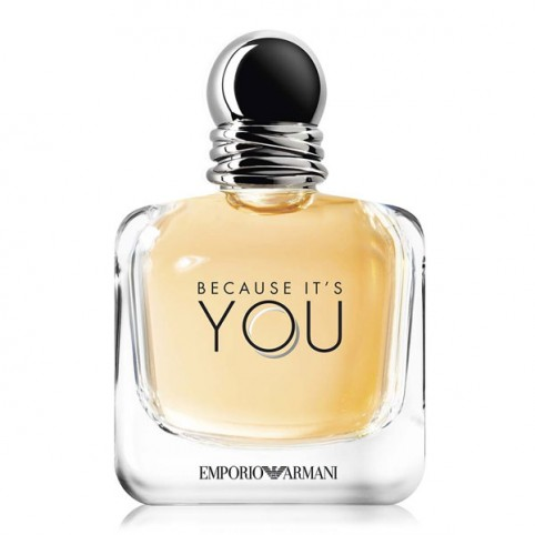 Emporio Armani Beacause It's You EDP - ARMANI. Perfumes Paris