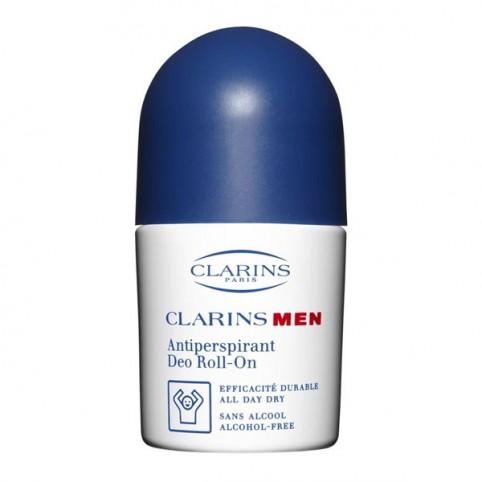 Clarins Men Desodorante Antitranspirante Roll On - CLARINS. Perfumes Paris