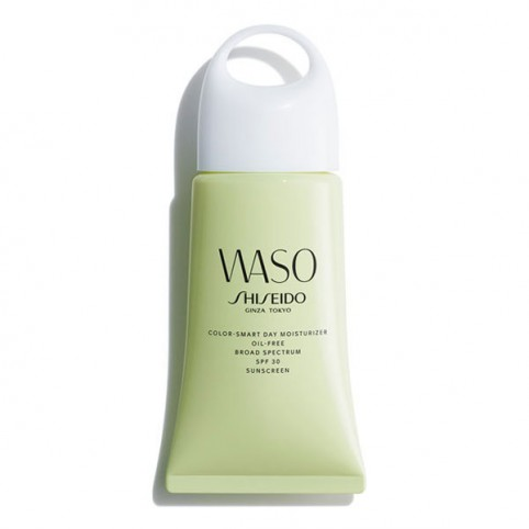 Shiseido Waso Smart Day Moisture Oil-Free SPF30 - SHISEIDO. Perfumes Paris