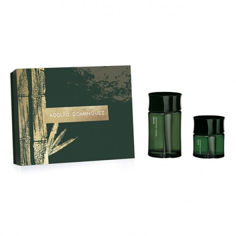 Set Bambu Man EDT - ADOLFO DOMINGUEZ. Perfumes Paris