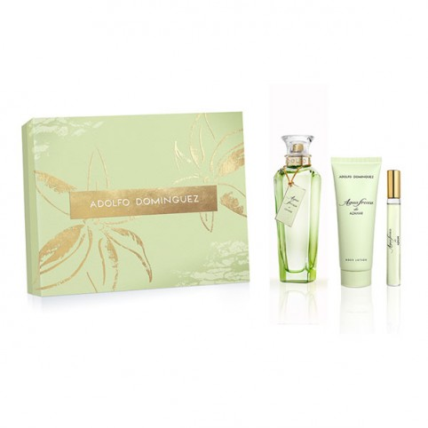 Set Azahar EDT - ADOLFO DOMINGUEZ. Perfumes Paris