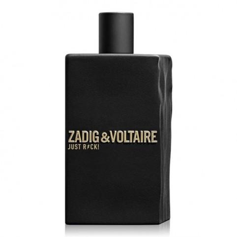 Zadig & voltaire just rock pour lui edt 50ml - ZADIG & VOLTAIRE. Perfumes Paris