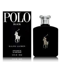 Polo Black After Shave Gel - RALPH LAUREN. Compre o melhor preço e ler opiniões.