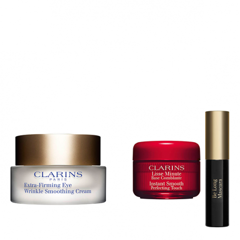 Set Clarins Multi Regenerante Serum Ojos 15ml + 2 minitallas - CLARINS. Perfumes Paris