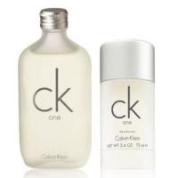 Set CK ONE EDT 100ml + Deo Stick 75ml - CALVIN KLEIN. Compre o melhor preço e ler opiniões.