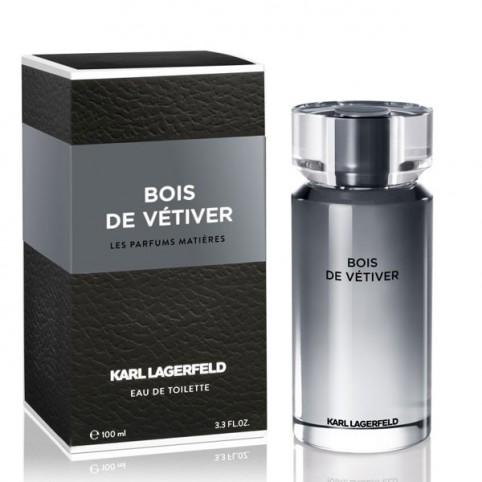 Karl Lagerfeld Bois de Vetiver Pour Homme EDT - KARL LAGERFELD. Perfumes Paris