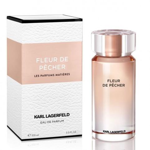 Karl Lagerfeld Pour Fleur de Pecher Elle EDT - KARL LAGERFELD. Perfumes Paris