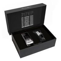 Set 212 Vip Black EDT - CAROLINA HERRERA. Compre o melhor preço e ler opiniões.