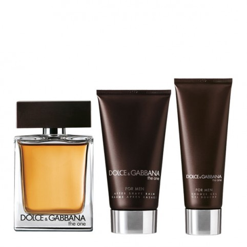 Set Dolce Gabbana The One Men EDT - DOLCE & GABBANA. Perfumes Paris