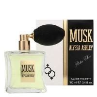 Alyssa Ashley Musk Retro Chic EDT - ALYSSA ASHLEY. Compre o melhor preço e ler opiniões