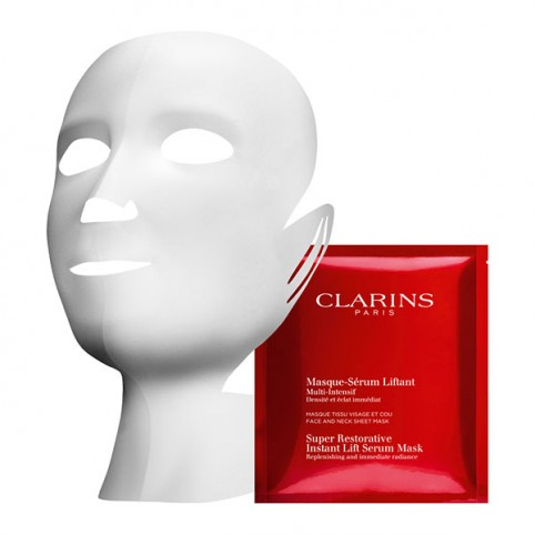 Clarins multi intensiva mascarilla serum 5 uni 30ml - CLARINS. Perfumes Paris