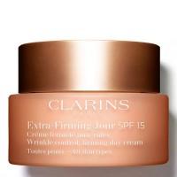 Clarins Extra-Firming Jour SPF 15 para todo tipo de pieles - CLARINS. Compre o melhor preço e ler opiniões.