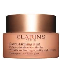 Clarins Extra-Firming Nuit Crema Regenerante - CLARINS. Compre o melhor preço e ler opiniões.