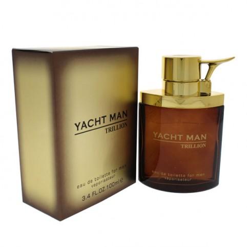 Yacht Man Trillion Men EDT - YACHT MAN. Perfumes Paris