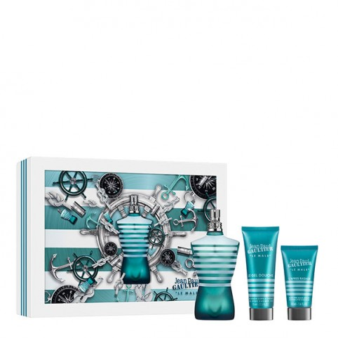 Set jpg lm edt 125ml+gel 75ml+a/b 50ml - JEAN PAUL GAULTIER. Perfumes Paris