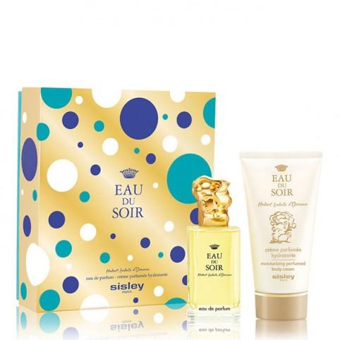Set Eau de Soir 100ml + Crema Eau de Soir 150ml - SISLEY. Perfumes Paris
