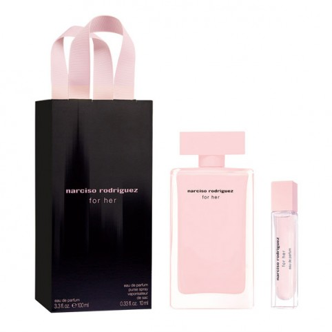 Set Narciso For Her EDP - NARCISO RODRIGUEZ. Perfumes Paris