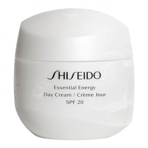 Shiseido Essential Energy Day Cream SPF 20 - SHISEIDO. Perfumes Paris