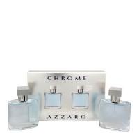 Set Azzaro Chrome EDT - AZZARO. Compre o melhor preço e ler opiniões.