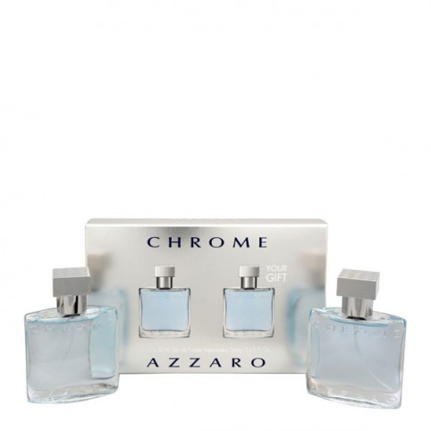 Set Azzaro Chrome EDT - AZZARO. Perfumes Paris
