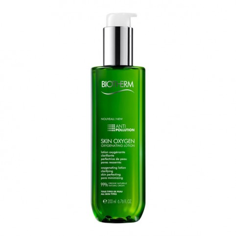 Biotherm Skin Oxygen Anti-Pollution Oxygenating Lotion - BIOTHERM. Perfumes Paris