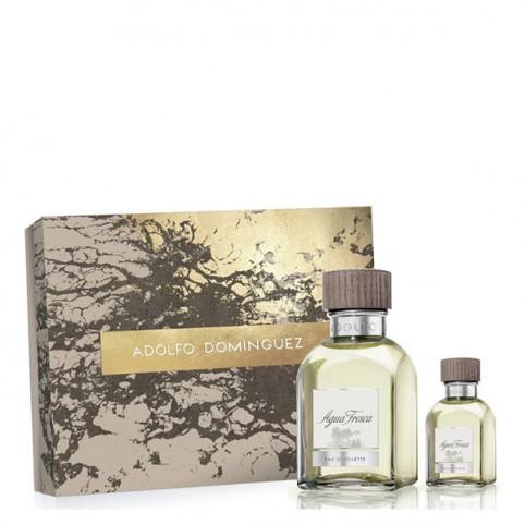 Set Agua Fresca Hombre EDT - ADOLFO DOMINGUEZ. Perfumes Paris