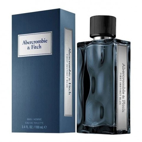 Abercrombie & Fitch First Instinct Fi Blue For Man EDT - ABERCROMBIE. Perfumes Paris