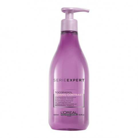 L'Oreal Expert Lumino Contrast Shampoo 500ML - L'OREAL EXPERT. Perfumes Paris