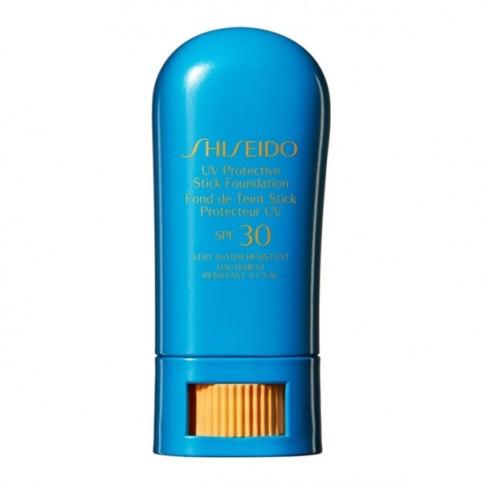 Shiseido UV Protective Stick Foundation SPF30 - SHISEIDO. Perfumes Paris