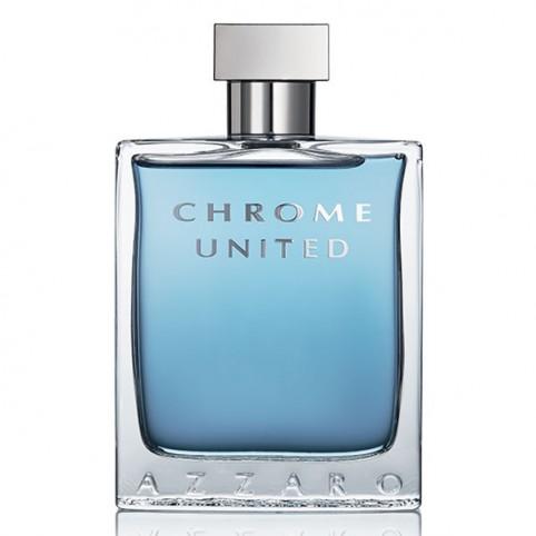 Chrome United EDT - AZZARO. Perfumes Paris