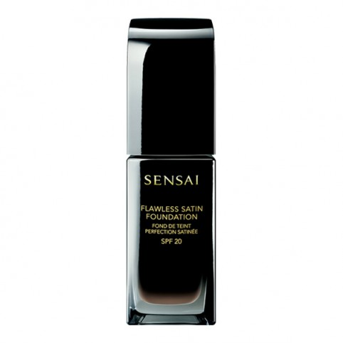 Sensai Flawless Satin Foundation - SENSAI. Perfumes Paris