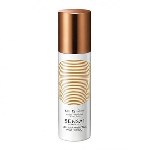 Cellular Protective Spray For Body - SENSAI. Perfumes Paris