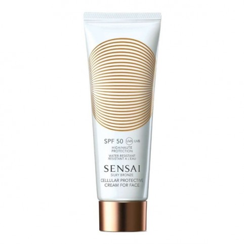 Sensai Cellular Protective Cream For Face SPF 50 - SENSAI. Perfumes Paris