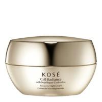 KOSE Cell Radiance Recovery Night Cream - KOSE. Compre o melhor preço e ler opiniões.