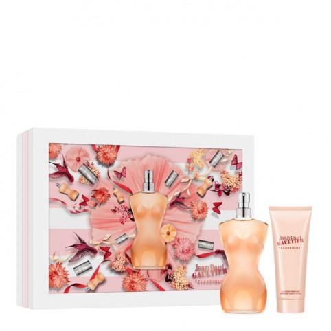 Set Classique Eau de Toilette - JEAN PAUL GAULTIER. Perfumes Paris