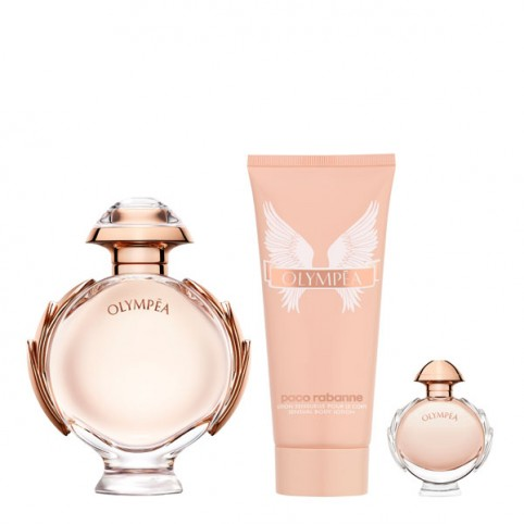 Set Olympea Eau de Parfum - PACO RABANNE. Perfumes Paris
