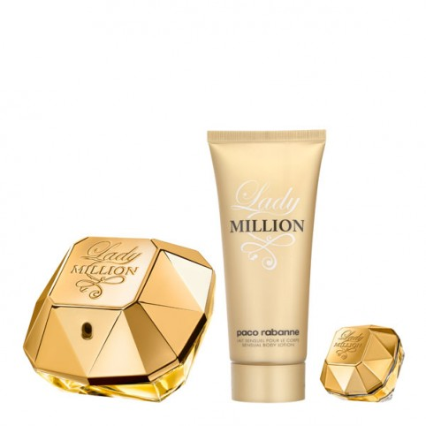 Set Lady Million Eau de Parfum - PACO RABANNE. Perfumes Paris