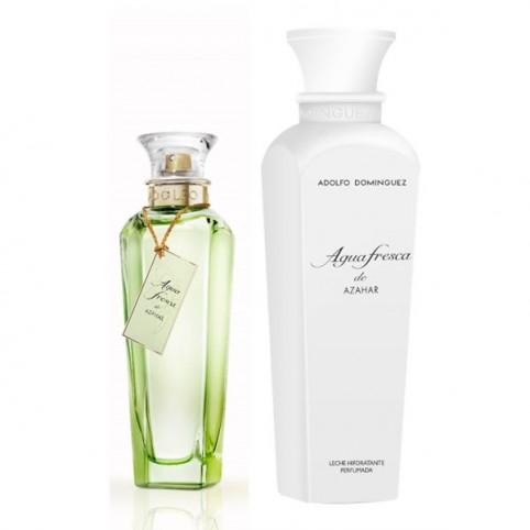 Set Agua Fresca de Azahar Eau de Toilette - ADOLFO DOMINGUEZ. Perfumes Paris
