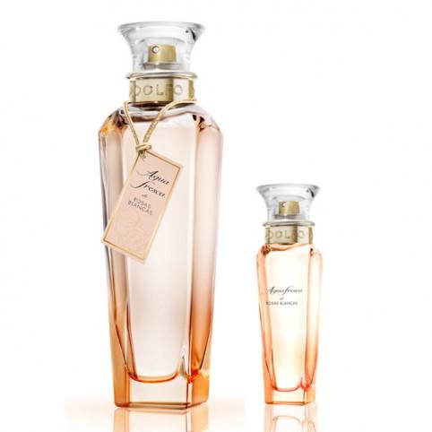 Set Agua Fresca de Rosas Blancas Eau de Toilette - ADOLFO DOMINGUEZ. Perfumes Paris