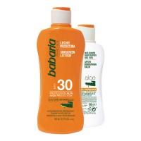 Babaria Leche Aloe Vera SPF-30 - BABARIA. Compre o melhor preço e ler opiniões.