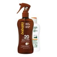 Babaria Aceite Seco Coco SPF-20 - BABARIA. Compre o melhor preço e ler opiniões.