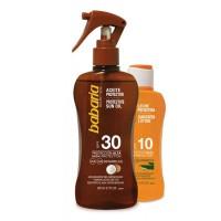 Babaria Aceite Spray Coco SPF-30 - BABARIA. Compre o melhor preço e ler opiniões.