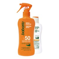 Babaria Leche Aloe Vera SPF-50 - BABARIA. Compre o melhor preço e ler opiniões.