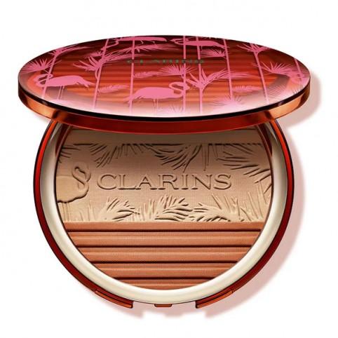 Clarins Palette Bronzing - Limited Edition - CLARINS. Perfumes Paris