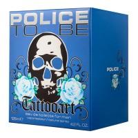 Police To Be Tattooart Man EDT - POLICE. Compre o melhor preço e ler opiniões